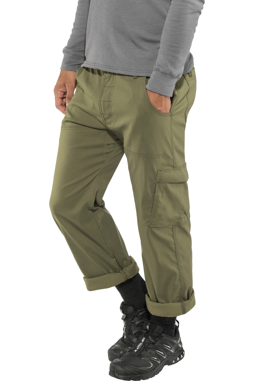 5dde2724aca Prana Stretch Zion Pants Men 32 olive at Addnature.co.uk